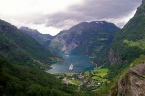 More of a Norwegian Fjord by HistoricalMuse