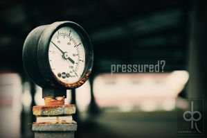 pressured? by januscastrence