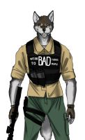 Big Bad Wolf by kta1540