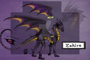 Zehira re-design by Minerea