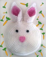 Bunny Pot-Holder by Eternay
