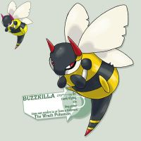 Buzz you to death by G-FauxPokemon
