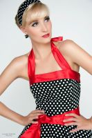 Rockabilly Princess 2 by KaylaDavion