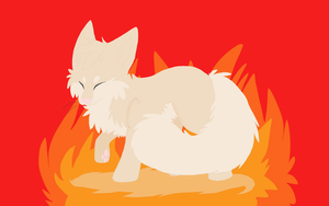 Fire Fox by Tabby-Fox