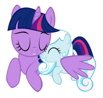 I Will Hug You In The Eyebrows by team-kittens