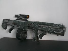 Raptor AR-12 LSW by CPT-Blackridge