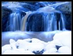 Icy fall by eswendel