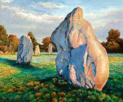 Avebury Stone Circle by NewAgeTraveller