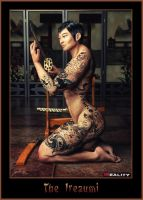 The Irezumi by kylumi
