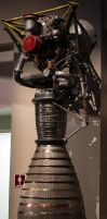 Rocketdyne LR79 by PLutonius
