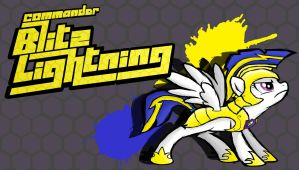 Fighting is Magic- Commander Blitz Lightning by TheAljavis