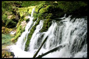 Waterfall by Terza