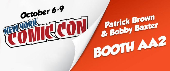 New York Comic Con 2016 by PatrickBrown