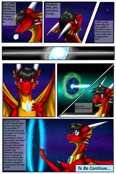 Guardians of dimensions page 4 by Tomek1000
