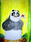 Kung Fu Panda-Po by Africa2000