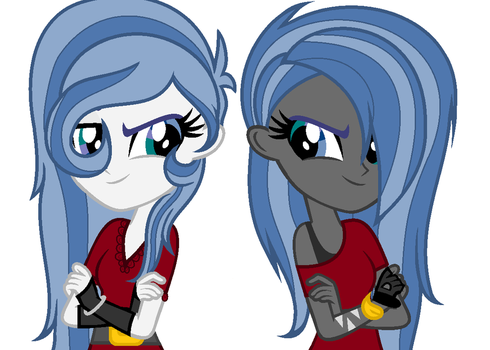 Sisters by AyeitsArtsy11