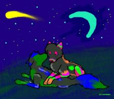 In Love - Contest Entry by Luminate-wolf