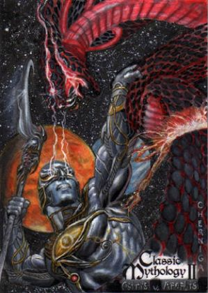Osiris Vs. Apophis - Edward Cherniga