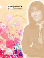 Sarah Jane Smith by ElijahVD