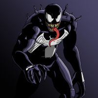 Venom by Stark-liverbird