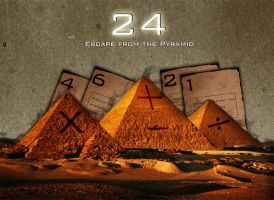 24: Escape From the Pyramids by p0larBoy