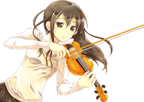 Kim Violin by airibbon