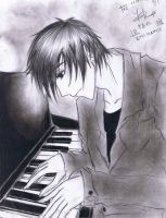 Emo Pianist full version by Bleeding-Blood-Music