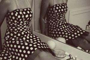 Polka Dots Is All I See by FL1GHT