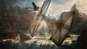 Star Wars - The Pursuit by Aste17