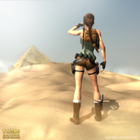 Lara Croft 78 by legendg85