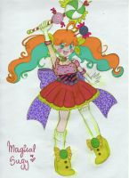 Moe Honey Sugy-chi -- My magical girl by SweetAbril