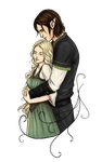 Jurre and Emrah by Gnewi