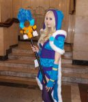 Dota 2. Crystal Maiden. Rylai 5 by DenikaKiomi