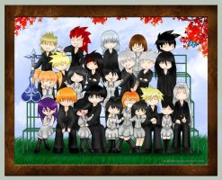 The class that never was by We-love-Chibis