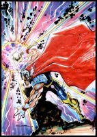 Beta Ray Bill by Cinar