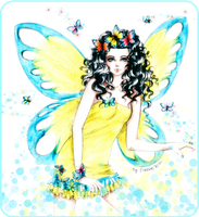 Butterfly Fairy by daydreamer-ren