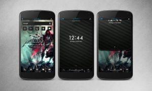 Simple Nexus 4 by Overdose1986