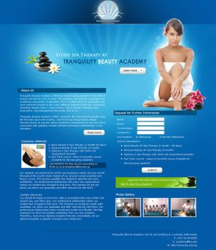 spa template by muchma