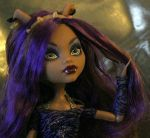 Clawdeen Wolf - High Night Out 2 by AnnSkazka