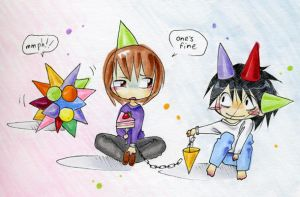Happy B-day, Light by nk-chan