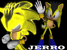 Chaos Hedgehog - Jerro by Adreos