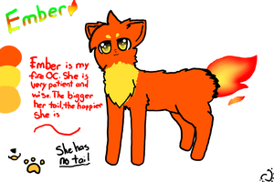 Ember Reference by Azuriite