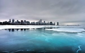 Chicago-Winter by gsyp59