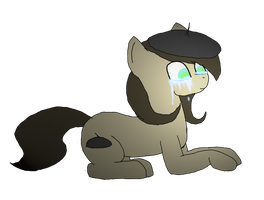 Art trade with sketcherpony by WoefulWriters