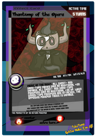 No. 708: Phantump of the Opera by ChorpSaway