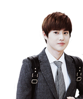 Suho exo png by OHBOYEXXXOOT12