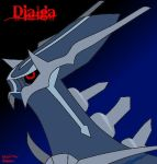 Dialga Paint by Shakko1993
