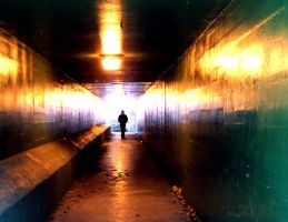 Tunnel Lights by DrivenSphere