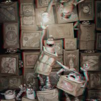 The Boxtrolls 3-D conversion by MVRamsey