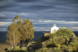 The chapel on the hill by rhipster